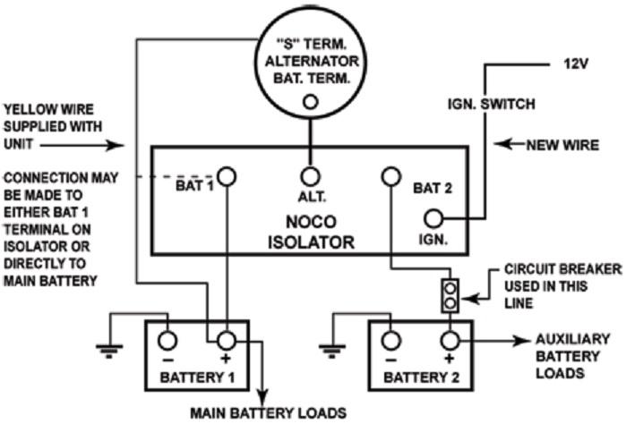 battery isolator wiring diagram gmc truck 1976 ford rv    truck    electrical    gmc       trucks    forums  1976 ford rv    truck    electrical    gmc       trucks    forums