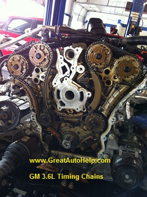 ... Noise In 2008 Chevy Malibu Engine - Car Repair Questions And Answers