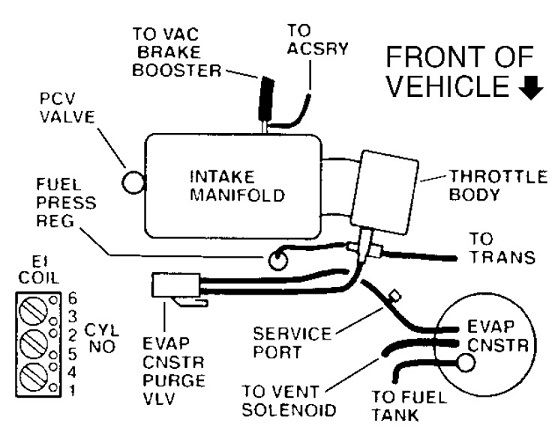 Buick Regal tail lights diagram - Buick Forums