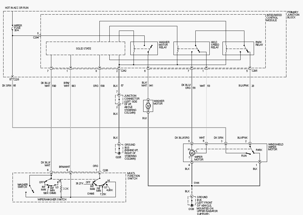 wiring diagram for 1997 mercury cougar electrical wiring diagram for rvs 2006 cougar mercury cougar 1997 xr7 - greatautohelp.com car forums