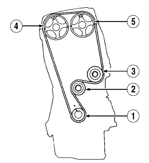 honda hrv timing belt change - honda hrv b20b timing diagram d15b timing marks honda hrv