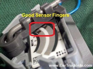 GM Fuel Level Sensor