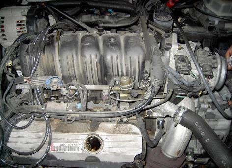 GM 3800 V6 Engine Operation and Description