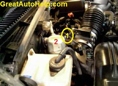 How Much Is Freon >> 2001 Chevy Silverado Blows Warm Air- Pressure Sensor Location