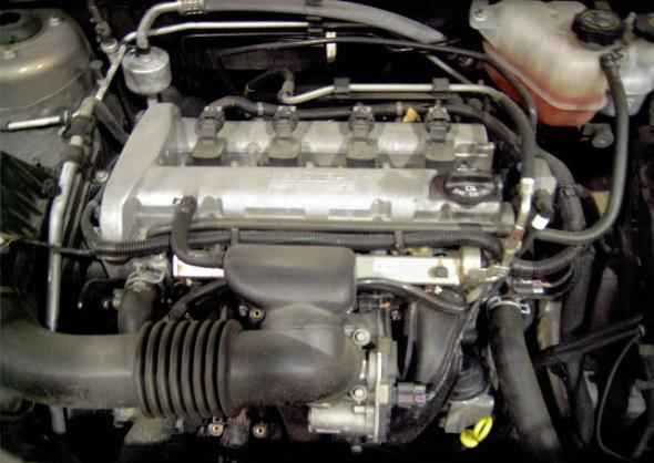 GM 2.2l 2200 engine systems decriptions and operation.