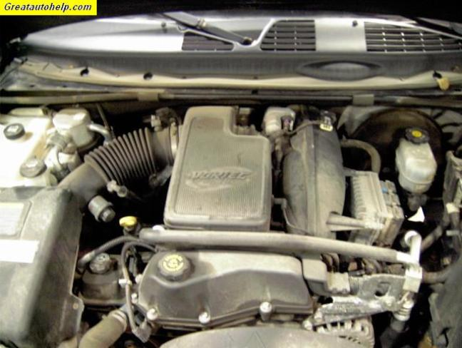 GM 4.2l 4200 inline 6 cylinder engine data sensor locations and description.