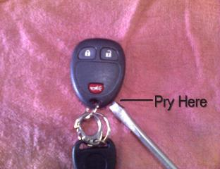 How to replace the battery in the key FOB remote of your car or truck.