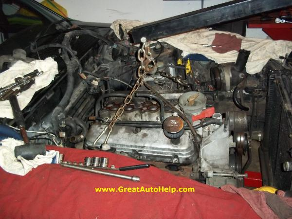 Chevrolet Cavalier 1995 Starting System Schematic Diagram All About