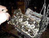 Engine repair mechanic answers your questions.